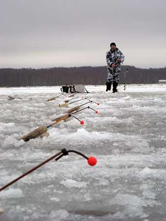 подводная камера для зимней рыбалки видео