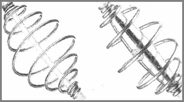 Подсвечники своими руками из холодного фарфора