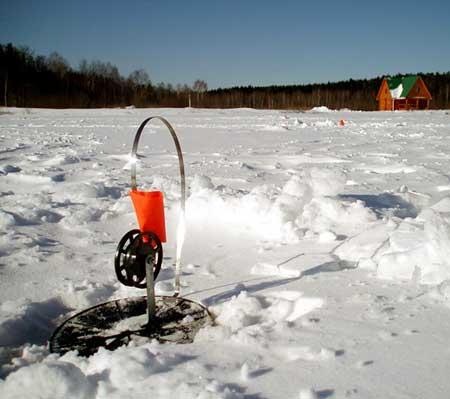 Самый популярный вид зимней ловли щуки - ловля щуки на жерлицы.  Поэтому остановимся на нём, и...