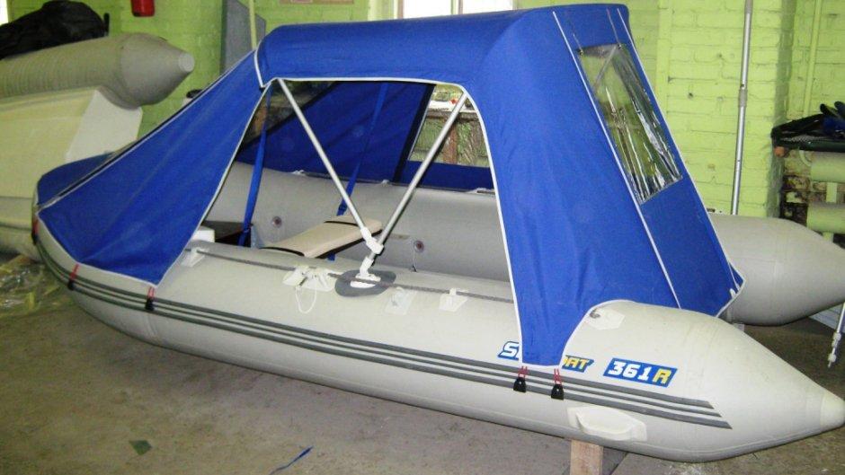Тенты для лодок пвх своими руками фото